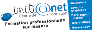 Initianet: centre de formation informatique