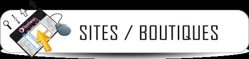 Sites internet, boutiques, gîtes, artisan par l'agence de communication à Narbonne