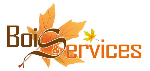 Logo Bois et Service réalisé par Pantheas à Narbonne